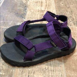 Teva  Storm Purple River Sandals Size 8